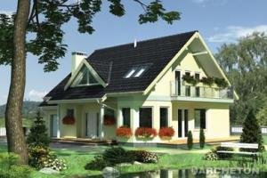 Proiecte case Archeton - Proiecte de arhitectura, planuri case la