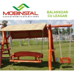 Mobilier Gradina Leagan Cu Balansoar Mobinstal S R L