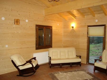 Case de lemn masiv case prefabricate alba model blaj for Case din lemn pret 5000 euro