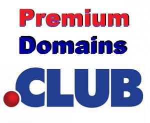 Premium domains for night clubs and fan clubs
