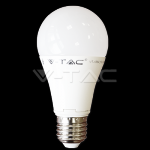 Bec LED - 12W E27 A60 Thermoplastic Alb Cald Dimabil