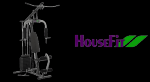 Aparat multifunctional fitness DH 8171 HouseFit Romania